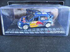 Rally Model Car IXO 1:43 SKODA FABIA WRC Monte Carlo 2006 G. Panizzi