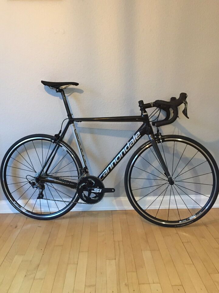 Herreracer, Cannondale Caad 12, 58 cm stel