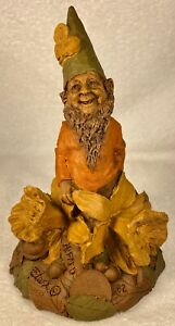ALFRED-R 1987~Tom Clark Gnomes~Cairn Item #1194~Ed #82~Hand Signed~COA~Story