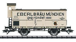 Trix h0 24814 cerveza carro eberlbäu munich Club-carro 2014 nuevo