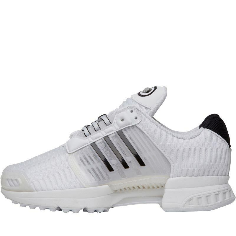 ADIDAS ORIGINALS CLIMACOOL 1 TRAINERS blanc AND noir - Taille 5 - BNIB