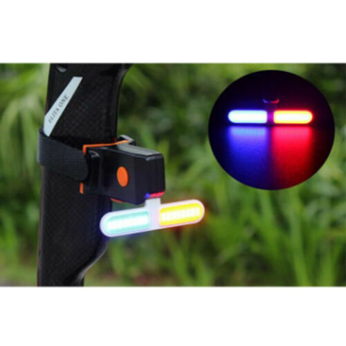 XLite100 Waterproof Bicycle Light LED USB Bike Rear Tail Light