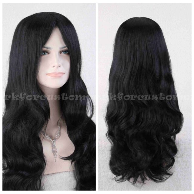 Sexy Women Fashion Heat Resistant Hair Wigs Dance Party Cosplay Anime Wig Nerw
