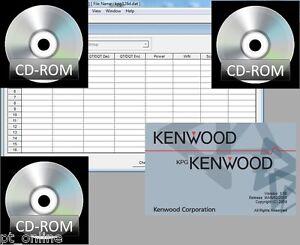 KENWOOD KPG-159DN v1.05 Program Software for TK-2402,TK-3402 and Protalk