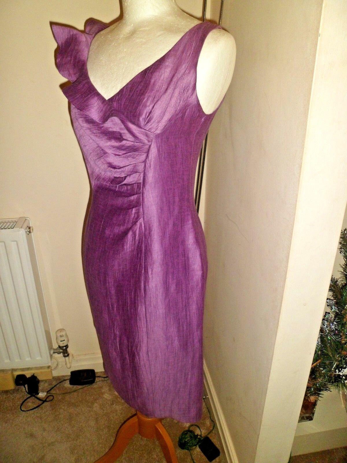 Stunning KALIKO Purple BNWT Dress  .00