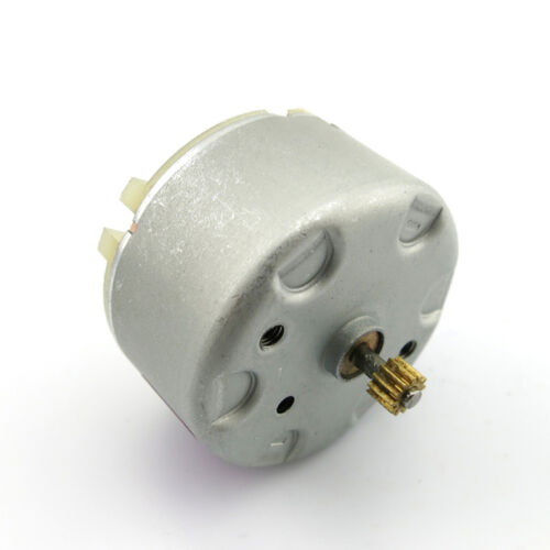 DC 3V-12V Micro Mini Electric Motor with Gear for Solar Model DIY RF-500TB-12560