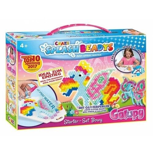 Starter Set Craze 12284 Splash Beadys Galupy Bowy