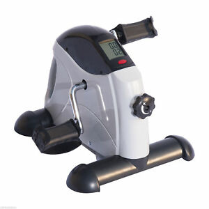 Portable-Mini-Pedal-Exercise-Bike-Indoor-Cycle-Fitness-Hand-Foot-w-LCD
