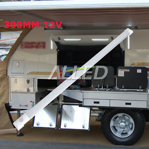 12V-300MM-LED-Strip-Light-Caravan-Camp-Trailer-Marine-Cabinet-Bar-Fluo-Switch