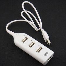 4-port USB2.0 Multi HUB Splitter Extension Adapter Suit For PC Laptop Hi-Q