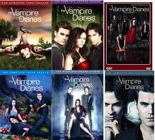 The Vampire Diaries The Complete Series Seasons 1-6 (DVD 2015) Brand New