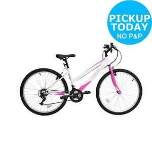 Challenge Regent 26 Inch Mountain Bike - Ladies - White/Pink.