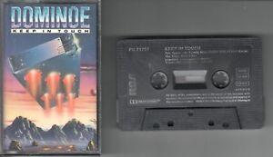 Dominoe   MC / Tape / Kassette  KEEP IN TOUCH    (c)  1988