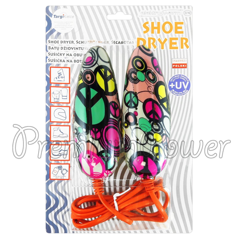 SB-3D Electric shoes Dryer Boot warmer Footwear Odor sterilizer 220V 8W EU plug
