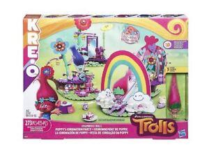 Kre-O DreamWorks Trolls Poppy's Coronation Party Girl's Crafts