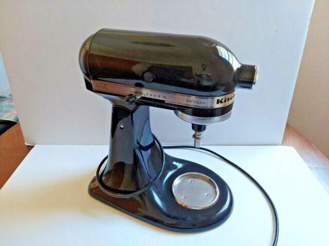 KitchenAid KSM150PSOB Artisan Series 5 qt. Tilt-Head Stand Mixer ONLY Onyx Black
