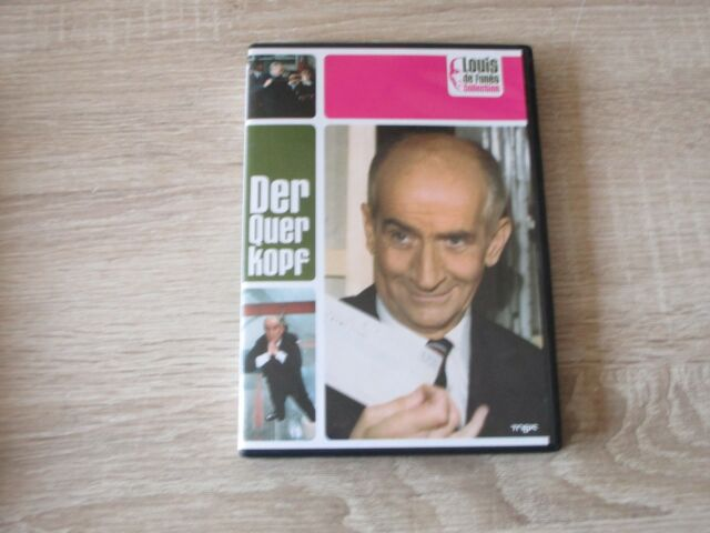 Der Querkopf - Louis de Funès Collection (2004) DVD