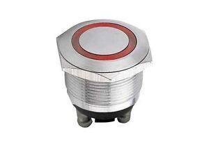pulsante-da-pannello-normalmente-aperto-chiuso-NA-NC-rosso-luminoso-22mm-250V-5A
