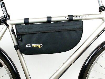 Big Frame Bag Bicycle Cycle Bike - 3.5 Litres Capacity