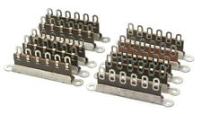 6-Position Phenolic Terminal Strip, Solderable, Solder Lugs, 10pc