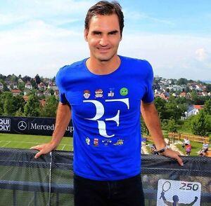 Rf Federer Premier Garros Roger Roland 2016 Nike camiseta Tennis Emoji wxqn4X6