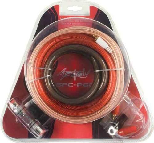 Spectron spc-p60 ccaw Kabelset 20mm2 avec cinchkabel