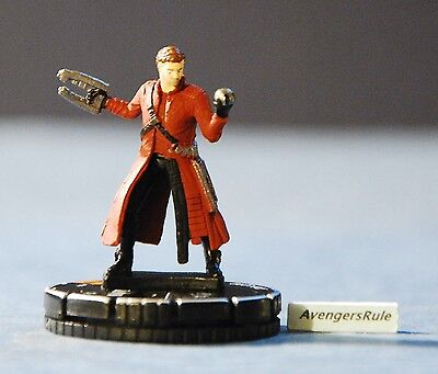 Marvel Heroclix Guardians of the Galaxy Movie 017 Star-Lord
