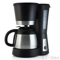 Kaffeemaschine 1 L Kaffeeautomat Mit Thermoskanne Camping Kaffee Maschine Neu