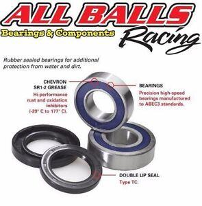 Honda CB1300 Front Wheel Bearings & Seals Kit,By AllBalls Racing