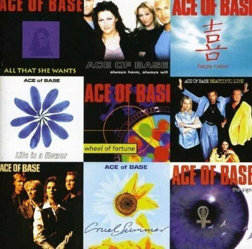 Ace of Base + CD + Singles of the 90's (1999; #5432272)