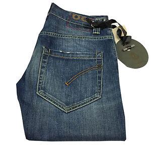 d0d028cc87 Dettagli su DONDUP jeans uomo mod RAY UP020 denim 100 % cotone MADE IN  ITALY 29