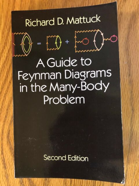 Many Body Problem  Feynman Diagrams  Condensed Matter Field Theory  Dover Books