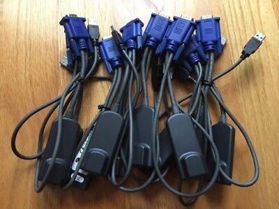 Lot of 10 Avocent DSRIQ-USB Dongles 520-307-506