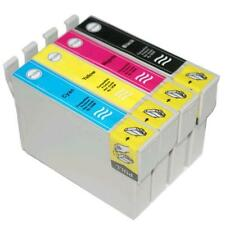 Kit 5 Cartucce Compatibili Per Epson S22 SX125 Sx130 Sx230 Sx235W SX420W SX425W