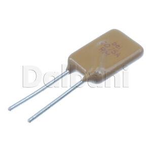 20Pcs New JinKe Polymer PPTC PTC DIP Resettable Fuse 16V 0.25A 250mA JK16-025T