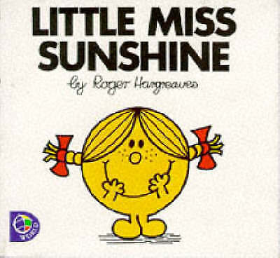"""""""AS NEW"""" Little Miss Sunshine (Little Miss library), Hargreaves, Roger, Book"""