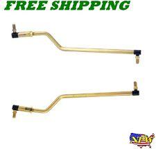 Adjustable LH RH Drag Links for John Deere LH GY21250 GY20770 RH GY21251 GY20771