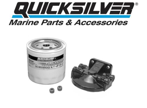 Mercury//Mariner Quicksilver Outboard Water Separating Fuel Filter 35-802893Q4