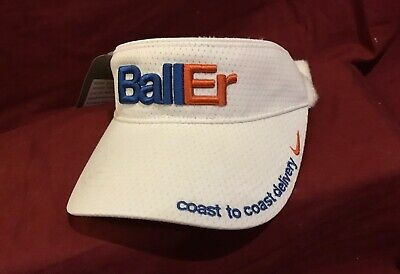 NIKE Basketball Hat Visor RARE - BallEr (NEW)   eBay
