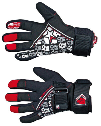 Jobe Pro Gloves Wakeboard Wasserski Handschuhe