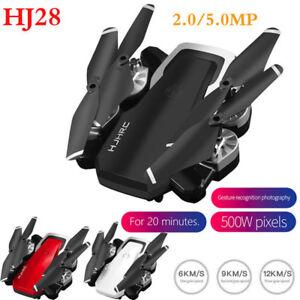 HJ28-2-0MP-5-0MP-720P-Camera-Wifi-FPV-Foldable-6-Axis-Gyro-RC-Quadcopter-Drone-U