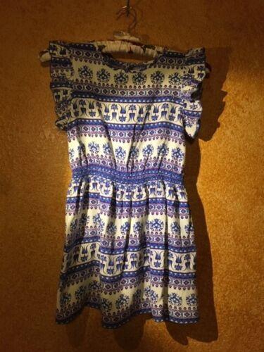 Peek robe pull ANGE excellent état utilisé 4 5 6 7 8 10 12 Choix utiliser menu déroulant
