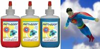 Patti-goop 3-primaries Thingmaker Creepy Plastigoop Crawlers Bugmaker Mattel