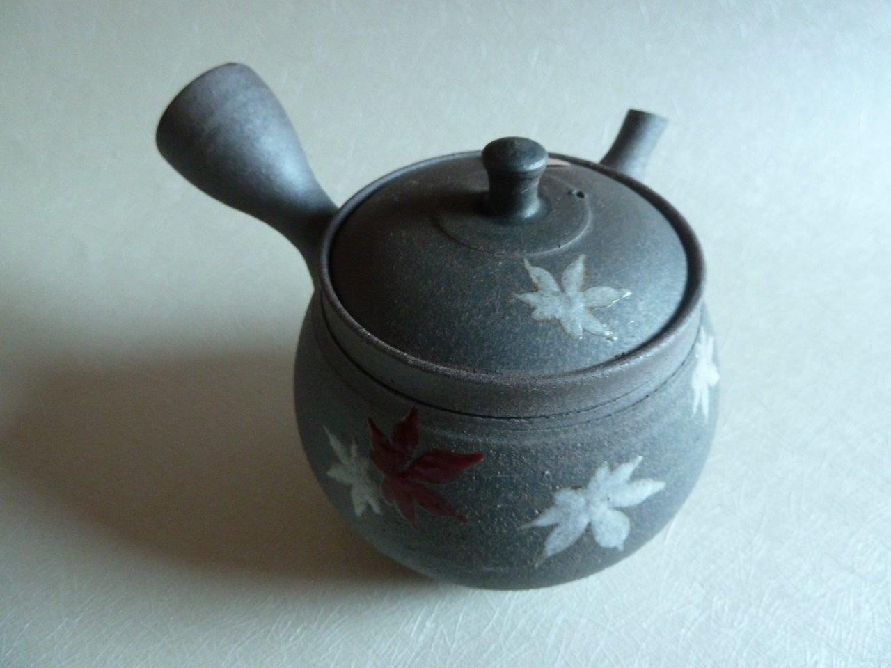 Tokoname Japanische Teekanne aus aus aus Tokoname, ,Kyusu, Gyokko, Handmade,handgefertig     | Verschiedene Arten und Stile  496d42