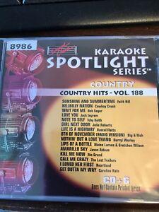 Brillant Sound Choice Karaoke Cdg Country Hits 8986-afficher Le Titre D'origine êTre Reconnu à La Fois Chez Soi Et à L'éTranger Pour Sa Finition Exceptionnelle, Son Tricot Habile Et Son Design éLéGant
