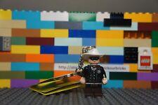 Disney Lego 850657 The Lone Ranger Armie Hammer Cowboy Minifigure Keychain