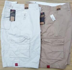 Roundtree Yorke Big Tall Mens Washed Cotton Utility