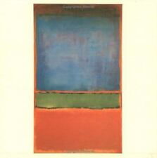 Mark Rothko : The Works on Canvas by David Anfam