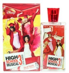 2x-HIGH-SCHOOL-MUSICAL-3-by-Disney-3-4-oz-100ml-Eau-de-Toilette-Spray-for-Girls