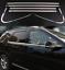 2011-2018 For Ford Explorer  Stainless Steel Windows Pillar Side Cover Trim 6pcs